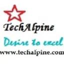 techalpine.com logo icon