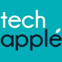 Tech Apple logo icon