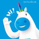 Techcode logo icon