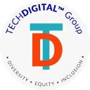 Tech Digital Corporation logo icon