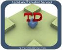 Techdivine Creative Services logo icon