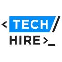 Tech Hire logo icon