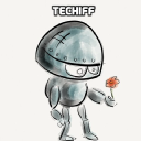 Techiff logo icon