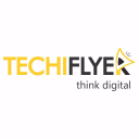 Techiflyer logo icon
