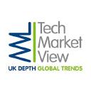 Tech Market View logo icon