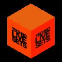 Techno Live Sets 2017 logo icon