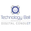 Technology Ball logo icon