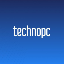 Technopc® logo icon
