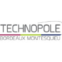 Technopole Bordeaux Montesquieu logo icon