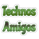 Technos Amigos logo icon