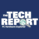Tech Report logo icon