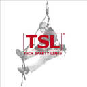 Tech Safety Lines logo icon