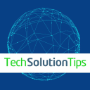 Tech Solution Tips logo icon