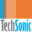 Techsonic logo icon