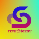 Tech Storm logo icon