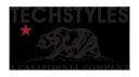 Techstyles logo icon
