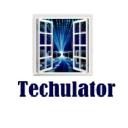 Techulator logo icon