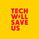 Tech Will Save Us logo icon