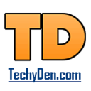Techy Den logo icon