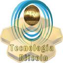 Tecnología Bitcoin logo icon
