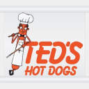 Ted's Hot Dogs logo icon