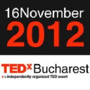 Te Dx Bucharest logo icon