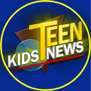 Teenkidsnews logo icon