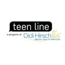 Teen Line Online logo icon