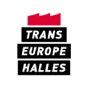 Trans Europe Halles logo icon