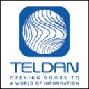 Teldan Web Vision logo icon