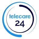 Telecare24 logo icon