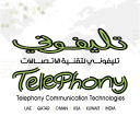Telephony logo icon
