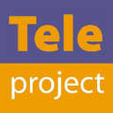 Teleproject logo icon