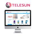 Telesun logo icon