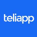 Teli App logo icon