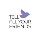 Tellallyourfriendspr logo icon