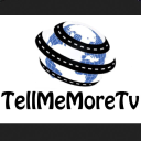 Tell Me More Tv logo icon
