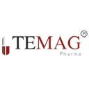 Temag Pharma logo icon