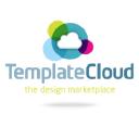 Template Cloud logo icon