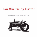 Ten Minutes By Tractor logo icon