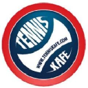 Tenniskafe logo icon