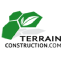 Terrain Construction logo icon