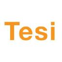 Tesi logo icon