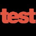 Test logo icon
