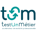 Test Un Metier logo icon