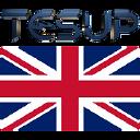 Tesup® logo icon