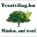 Teszt Vilag logo icon