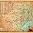 Texas Map Store logo icon