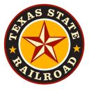 Texas State Railroad logo icon
