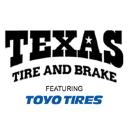 Texas Tire and Brake logo